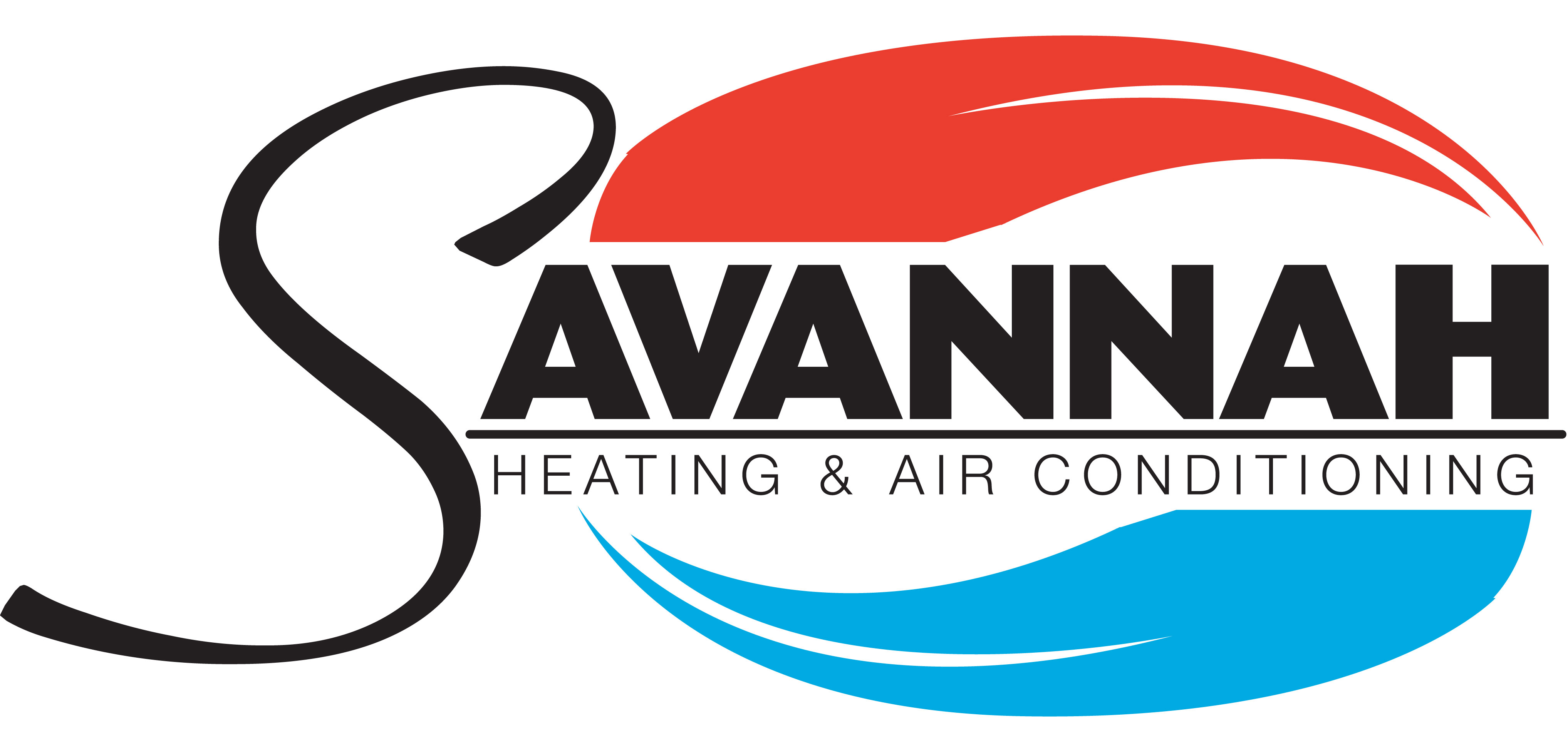 Business Logo for Savannah Heating & Air
